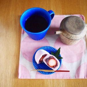 ストライプマグの食卓で使った画像