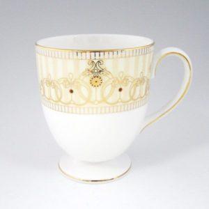 高級ブランド・ウェッジウッドのマグカップの画像