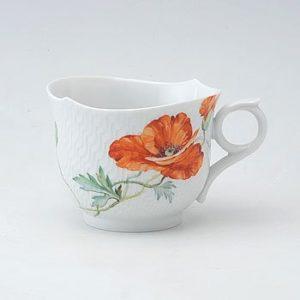 高級ブランド・マイセンのマグカップの画像