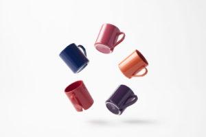 ドライジーマグカップのカラーラインナップの画像