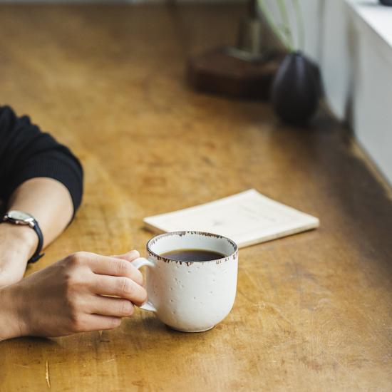 安定型のマグカップの一例の画像