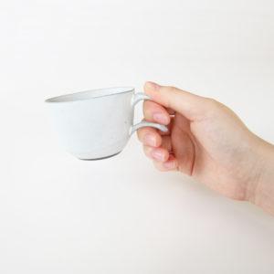 マグカップ・アセルの取っ手の画像