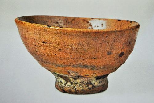 井戸茶碗の一例の画像