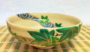 青楓の夏茶碗の画像