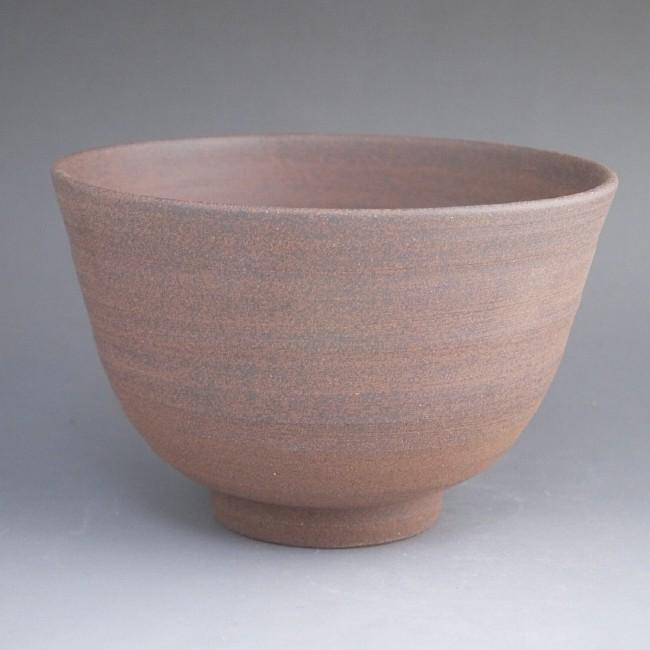 抹茶碗焼締の画像