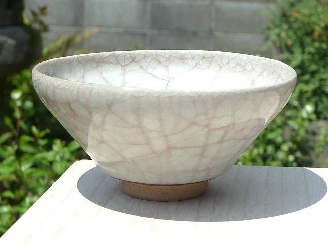 抹茶碗氷結晶の画像