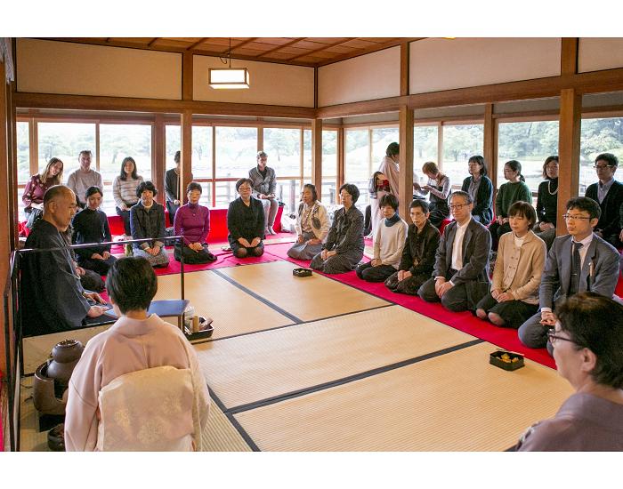 大寄せの茶会(東京大茶会)の画像