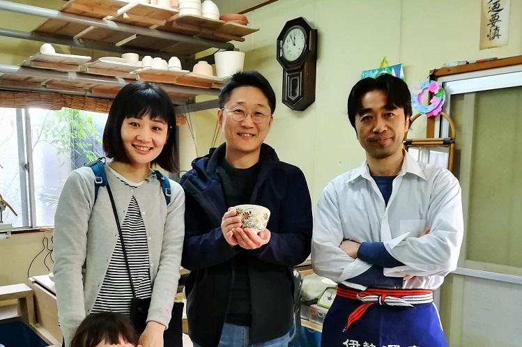 神奈川県からお越しの木村さまご夫妻の画像