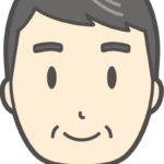 山川さまの顔のイラスト画像