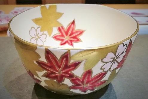 山川さまご購入の抹茶碗の画像2