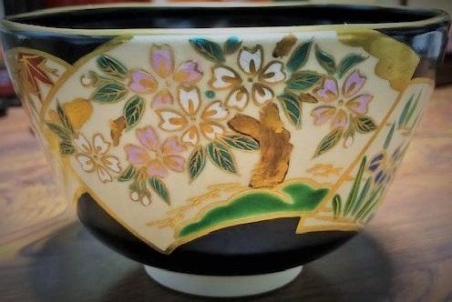 山川さまご購入の抹茶碗の画像1