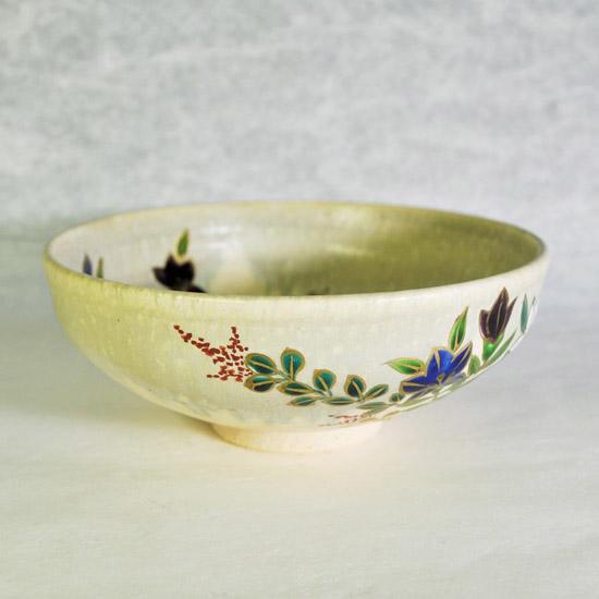 平茶碗桔梗の左側の絵の画像