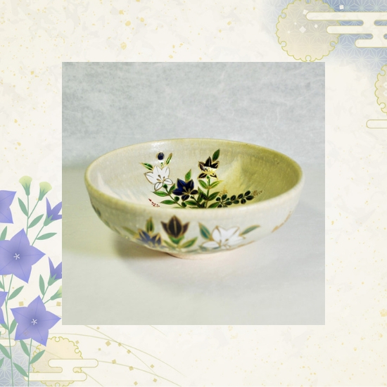 平茶碗桔梗のイメージ画像