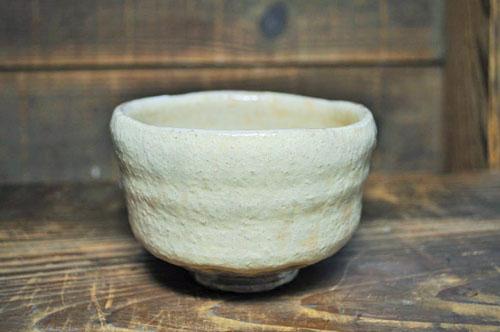 無地一色の抹茶碗の一例の画像