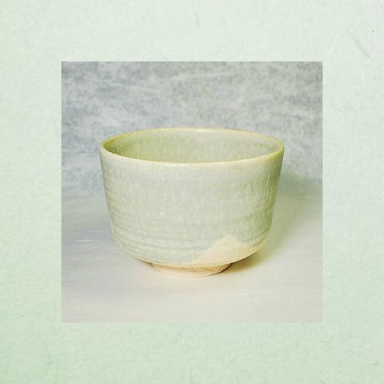 抹茶碗彩流もえぎのイメージ画像