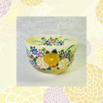 抹茶碗菊花のイメージ画像