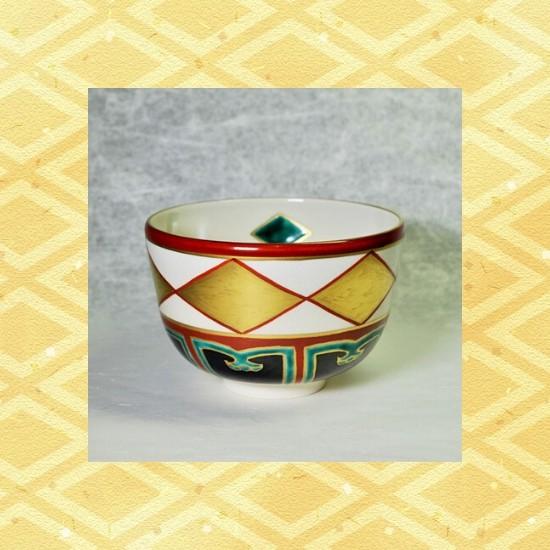 抹茶碗金菱のイメージ画像