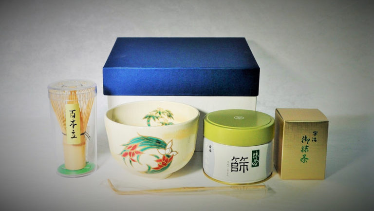 抹茶碗セット絵柄もののアイキャッチ画像