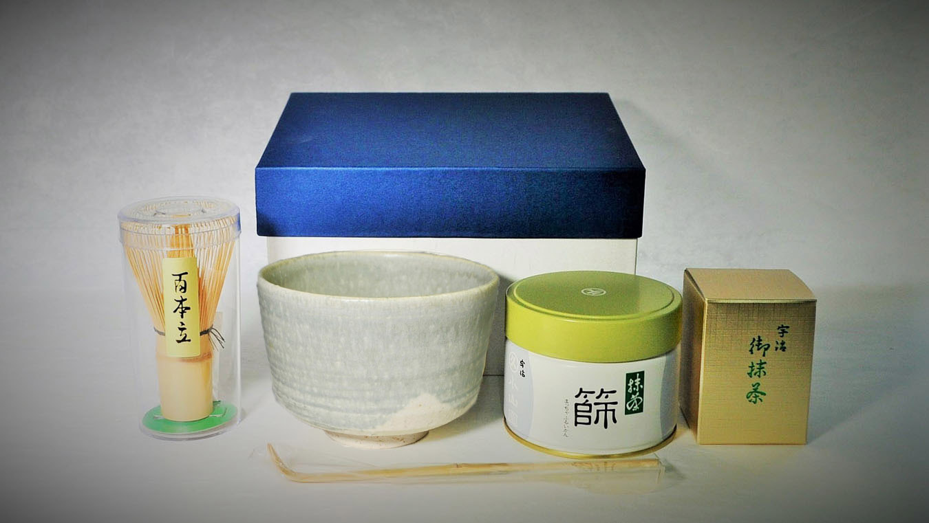 抹茶碗セットご自宅用のイメージ画像