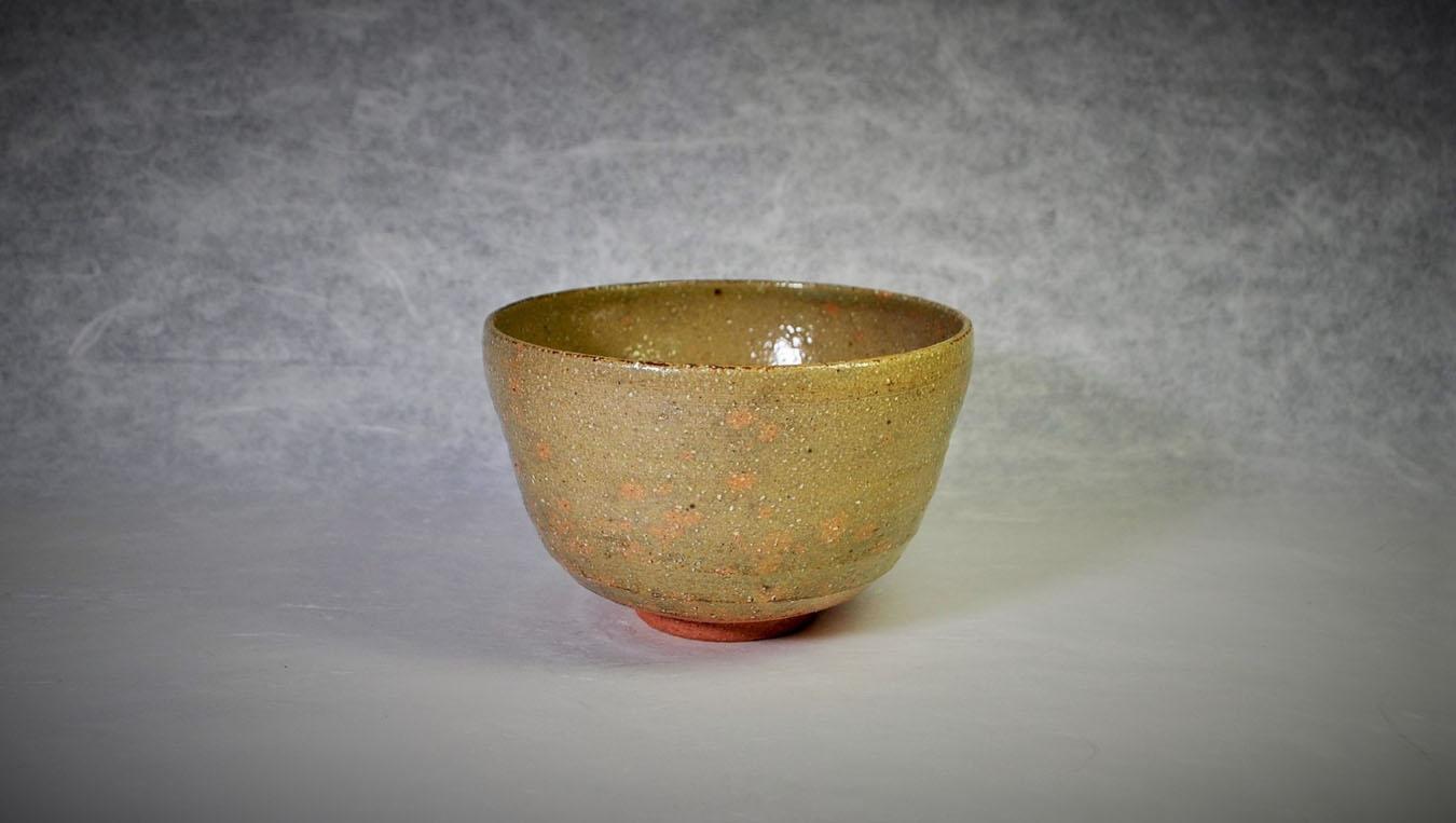 抹茶碗松灰釉のアイキャッチ画像