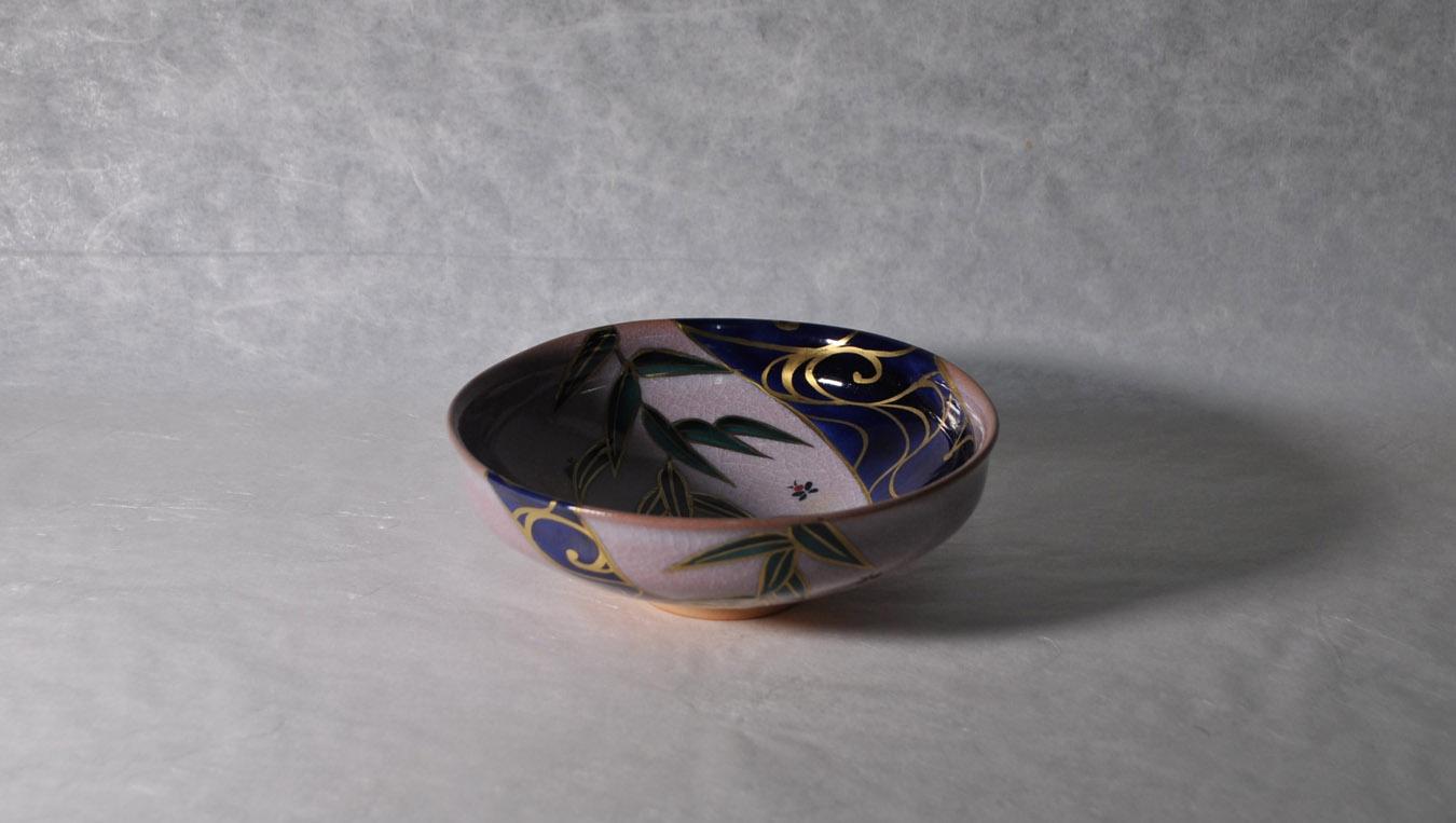 抹茶碗天の川に蛍のアイキャッチ画像